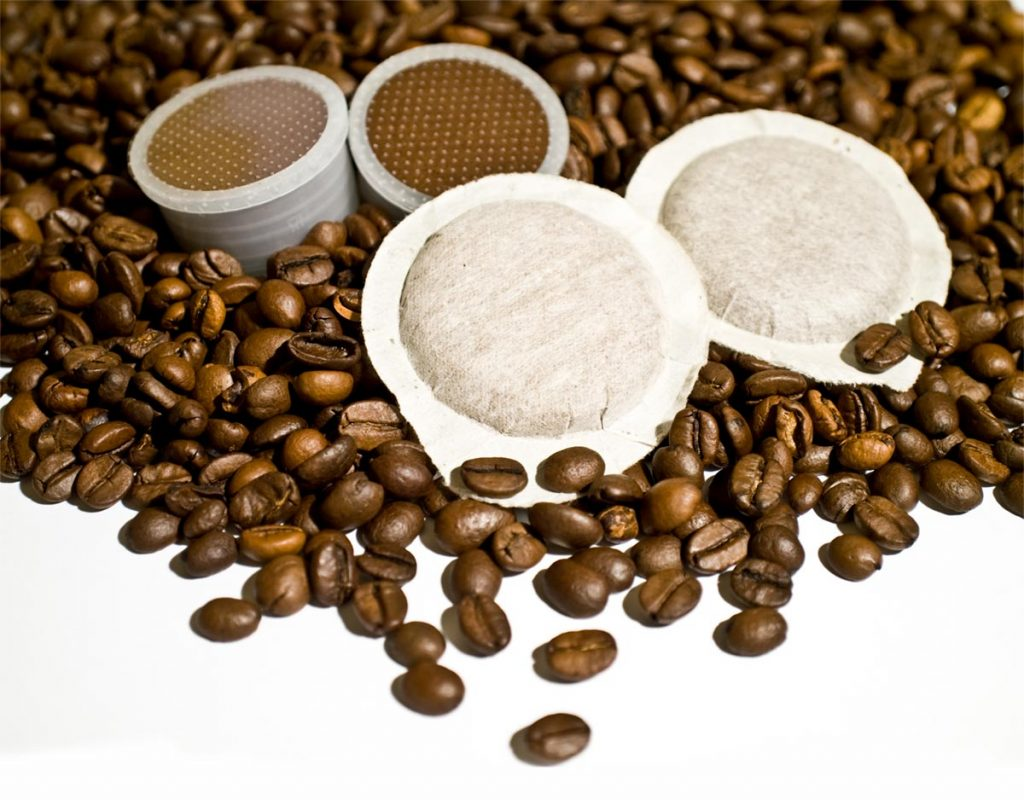 Colombini macinazione caffè per cialde