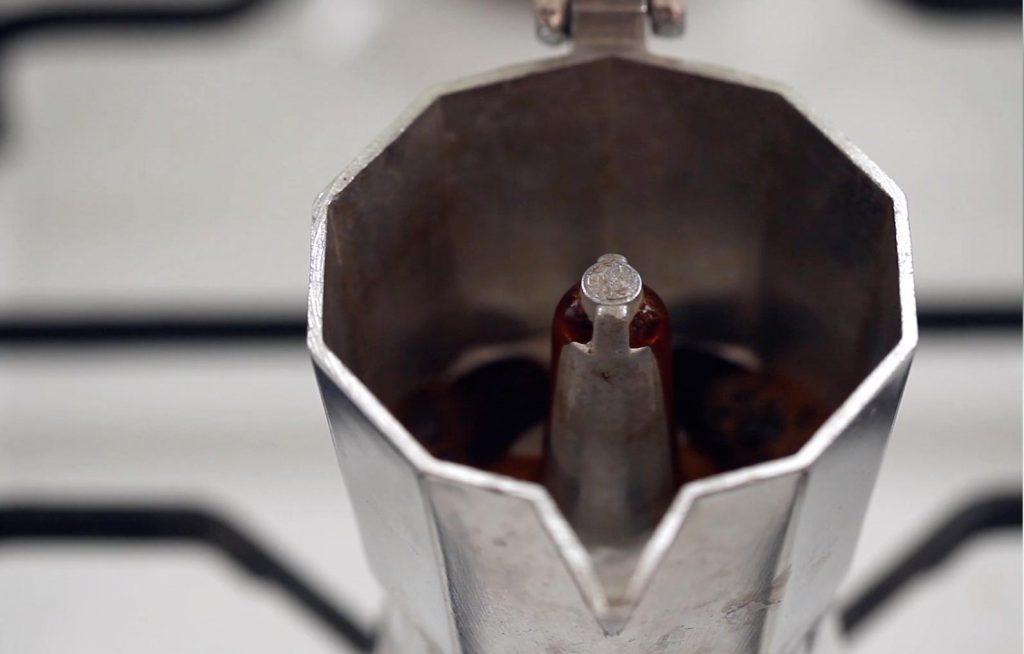Colombini macinazione caffè moka