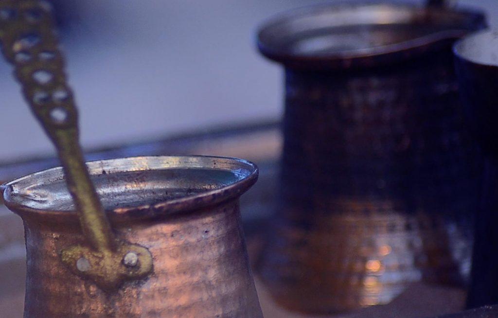 Colombini macinazione caffè turco